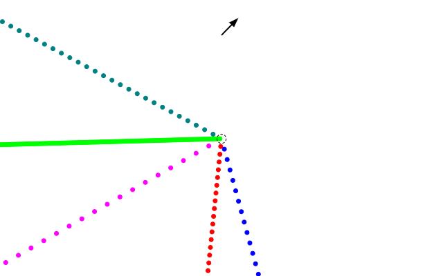 Explosion aus der Sicht eines gleichförmig bewegten Bezugssystem image source